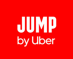 Uber Jump Scooter